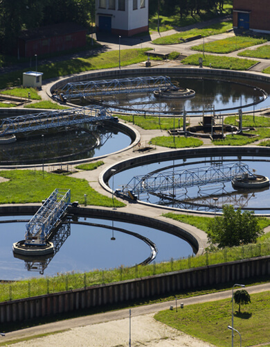 british water industry