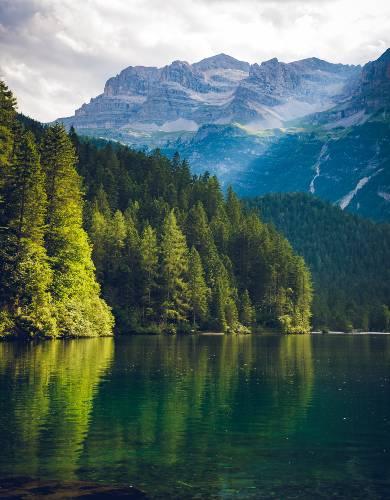 Gap Sites - Lake